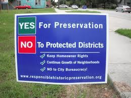 Houston Historic Preservation Ordinance Update