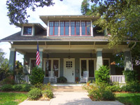 Eastwood Home Tour -Rusk
