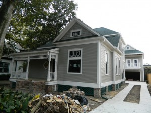 Heights Historic District House for Sale