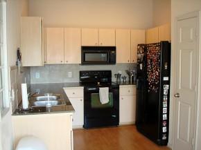 1441 East St #301 Kitchen