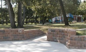 Mangum Manor Park was Decimated by Drought, But Has Been Replanted